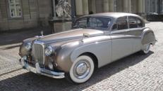 Jaguar MK IX 1959 Hochzeitsauto mieten
