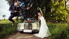 Oldtimer incl. Chauffeur, Hochzeitsfahrzeug