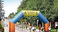Eingangsbogen,  Eingansportal, Zielbogen, Kinderfest, Party