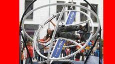Astronauten Trainings Simulator, Aerotrim, Gyroscope mieten, leihen