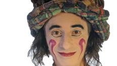 Clown Piccolo - Living Doll - Spasskellner