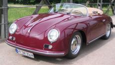 Porsche 356 Speedster/Oldtimer/Cabrio/Porsche/Hochzeitsauto/Klassiker