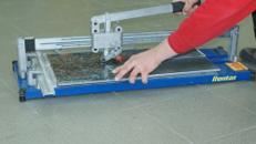Fliesenschneider Profi bis 63 cm Schnittlänge, Hand