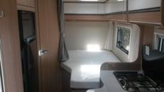 Wohnmobil Sunlight T64 mit Hubbett, Rückfahrkamera,Tempomat