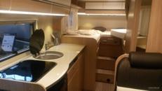 Wohnmobil mieten, Sunlight T66 G, 2-4 Personen