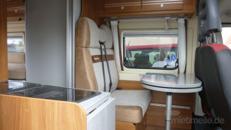 Pössl Roadcruiser/Globecar Campscout Automatikgetriebe
