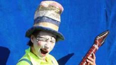 Sozialpädagoge mit 20 Jahren Clownerfahrung