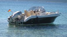 Bootsvermietung - Motorboot