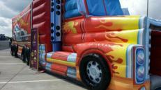 Lucky Truck Hindernisparcour