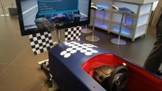 Formel 1 Monocoque, Rennsimulator, F1 Cockpit
