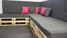 Paletten Design Lounge