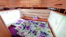 Wohnwagen LMC Style 420 D mit Festbett