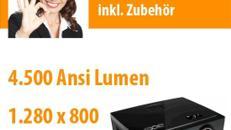 4.500 ANSI DLP Beamer