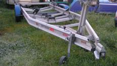 3500 kg / 3,5 t Bootstrailer Bootsanhänger günstig mieten