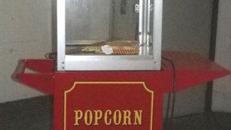Original USA Popcornmaschine im Retrodesign
