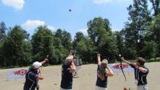 Bow Motion / Bogenschießen auf fliegende Scheiben eine neue Sport- und Spielidee!!!!