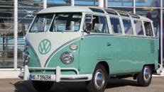 VW Bus T1 Samba mieten