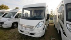 Wohnmobil 4 Pers. Hymer Exsis I 588