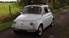 Fiat 500 L Nuova Oldtimer