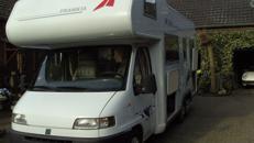 Oldie-Rent Frankia A680 gepflegt und günstig