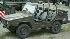 Geländewagen, Fun Auto