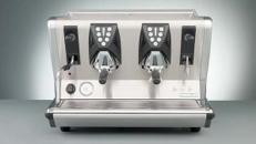 Espressomaschine 2 Gruppig, Automatik Siebträger