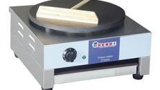 Crepesgerät / d 400mm / 3 kW