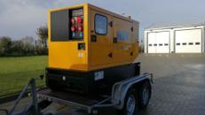 Stromerzeuger 100 kvA