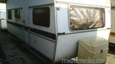Wohnwagen Hymer Eriba Nova 500 Vermietung