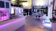 Central-Location Leipzig Hochzeit Event