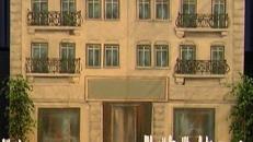 Urbane Stadthauskulisse, Kulisse, Urban, Rio de Janeiro, Spanisch, Spanien, Brasilien, brasilianisch, Stadthaus, Haus
