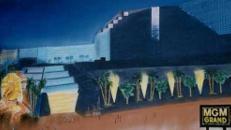 Hotel MGM Grand Kulisse, Kulisse, USA, Hotel MGM Grand, Amerika, Las Vegas, Dekoration, Casino, Event, Messe