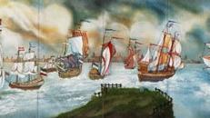 Segelschiff Kulisse, Segelschiff, Segel, segeln, Kulisse, Dekoration, Flotte, Meer, Schiffskulisse, Schiff, Schifffahrt