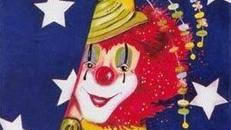 Zirkus Clown Kulisse, Zirkus, Clown, Cirkus, Spaß, Unterhaltung, Manege, Kulisse, Dekoration, Event, Messe