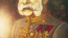 Österreich Kaiser Franz Kulisse, Österreich, Austria, Kaiser Franz, Franz, Kaiser, Kaiser Portrait, Portrait, Kulisse