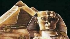 Sphinx Kulisse, Sphinx, Pyramide, Ägypten, ägyptisch, Kulisse, Pharao, Weltwunder, Grab, Dekoration, Veranstaltung