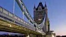 England Towerbridge Kulisse, England, London, Towerbridge, Bridge, Brücke, Kulisse, Englisch, Britisch, Britannien