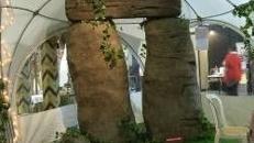 Stonehenge Szenerie, Stonehenge, Stein, Fels, England, Britannien, Großbritannien,englisch, Felsen, Sehenswürdigkeit