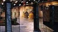 Säulentor, Tor, Säulen Säule, Gitter, Gittertor, Säuleneingang, Eingang, Eingangstor, Eisentor, Tor, Gartentor