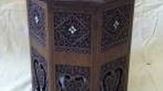 Orientalische Holztische / Messingtische, Messingtisch, Tisch, Holztisch, Orient, orientalisch, Ägypten, ägyptisch