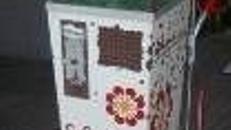 Wahrsage- Automat, Automat, Wahrsage, Wahrsager, Hellseher, Orakel, Vorhersage, Jahrmarkt, Rummel, Kirmes, Party, Event