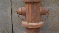 Hydranten, Hydrant, Feuerwehr, Wasserhydrant, Dekoration, Party, Event, Messe, Veranstaltung, leihen, mieten