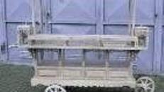 Chinesischer Verkaufswagen, Verkaufswagen, Verkauf, Wagen, Karren, Stand, Chinesisch, China, Japan, japanisch, Asia