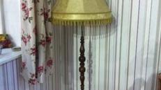 Stehlampen, Stehlampen, Standlampe, Lampe, Licht, Beleuchtung, Leuchte, Wohnzimmerlampe, Wohnzimmer, 60er Jahre