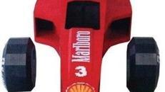 Formel 1 Auto Nachbildung, Rennauto, F1, Formel1, Sportwagen, Rennsport, Motorsport, Nürburgring, Hockenheimring