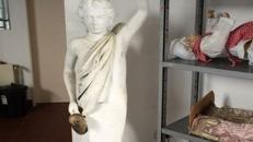 Armor Figur, Armor, Figur, Statue, Liebesgott, Gott, Liebe, Griechenland, griechisch, Antik, Mythos, Mythologie