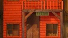 Western Haus, Western, Hausfront, Hausfassade, Fassade, Kulisse, Saloon, Cowboy, Wilder Westen, Dekoration, Mieten