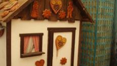 Hexenhäusschen, Hexe, Hexenhaus, Häusschen, Halloween, Grußel, Dekoration, Haus, Hütte, Hüttchen, Hexenhüttchen, Event