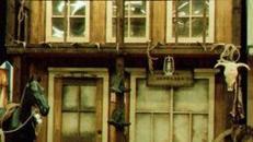 Western Haus, Western, Hausfront, Hausfassade, Fassade, Kulisse, Bootsshop, Wilder Westen, Dekoration, Mieten, Leihen