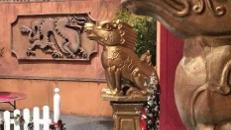 China Drachenhund , China, Drachenhund, Drachen, China Hund, Japan, Dekoration, Asia, asiatisch, Asien, Event, Messe